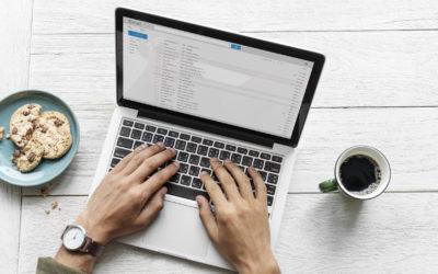 Acceder a mi correo electrónico a través de una web (webmail)