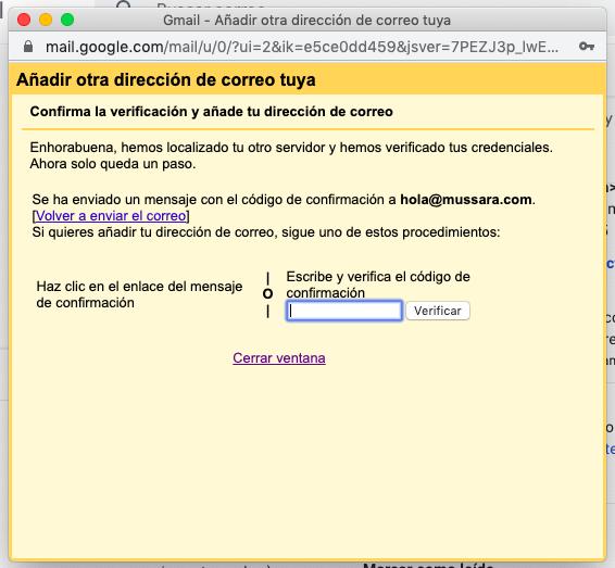 Como leer tu correo corporativo en gmail - mussara.com - diseño web tiendas online marketing online - reus tarragona 1