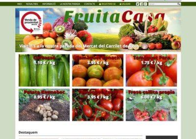 Fruitacasa – Tienda online ecommerce en Reus