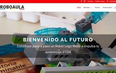 Roboaula – Tienda online ecommerce en Reus